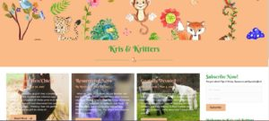 kris and kritters website